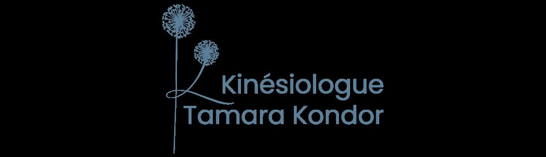 Kinésiologue Tamara Kondor – cabinet de kinésiologie